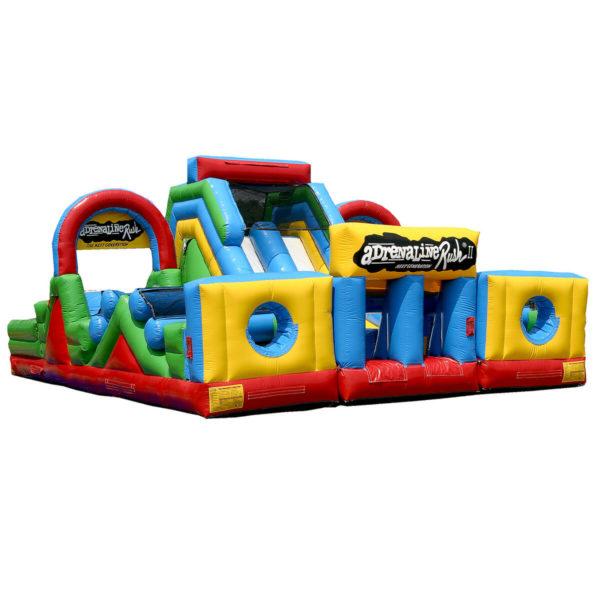 adrenaline-rush inflatable