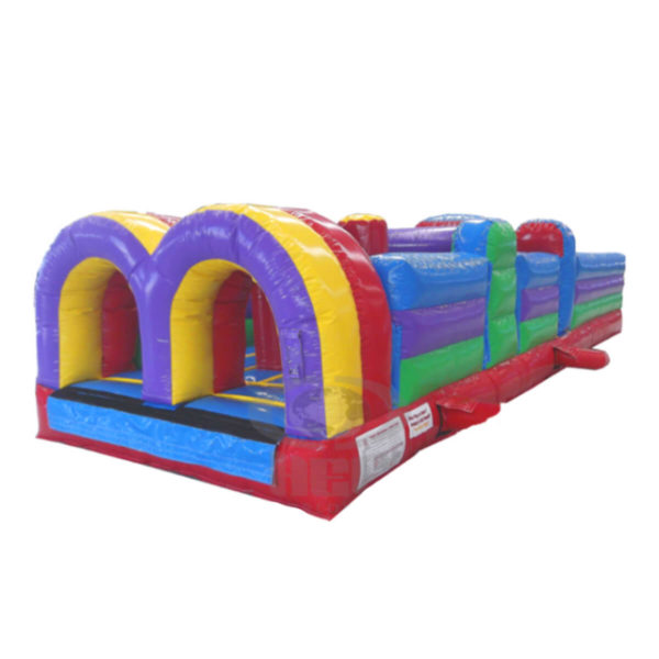 obstacle-course inflatable