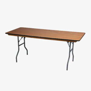6' and 8' Banquet Tables