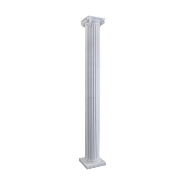 white column