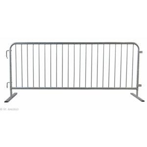 Bicycle Rack Steel Barricade