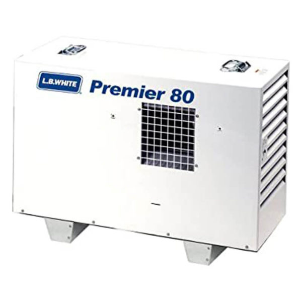 L. B. White 80 BTU Portable Heater