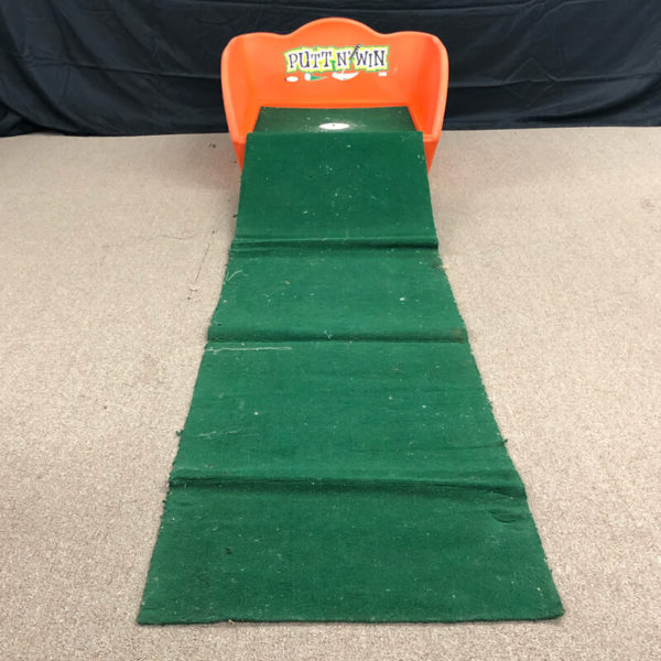 Putt and Win Carnival Game