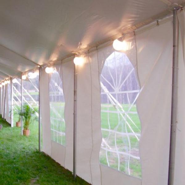 Tent Globe Lighting